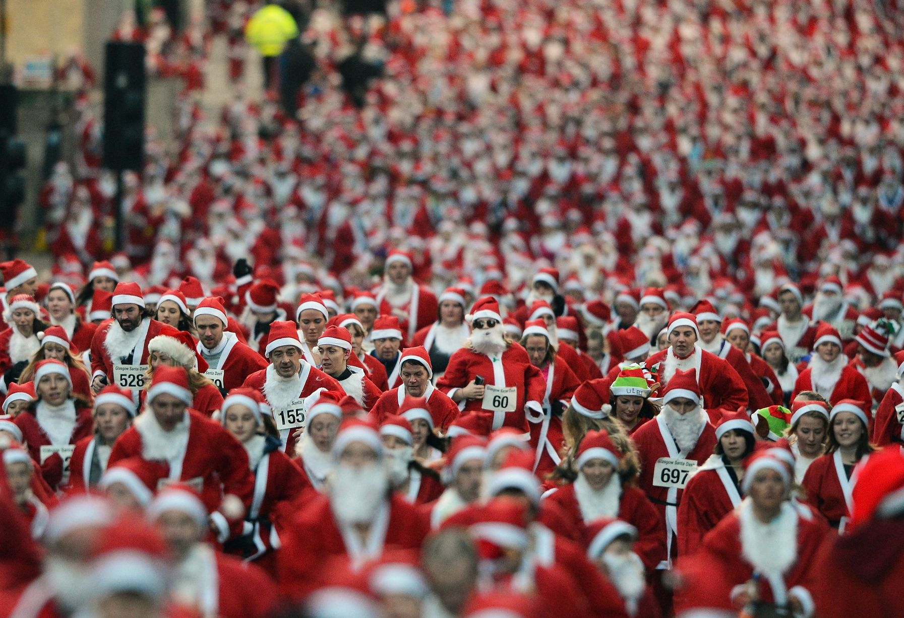 Image result for santa run